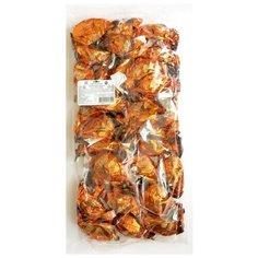Конфеты Озерский сувенир Курага Петровна с миндалем в шоколадной глазури 1000 г