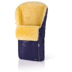 Конверт-мешок Esspero Nicolas Leatherette 88.5 см Aubergine