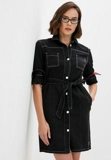 Платье джинсовое Hugo
