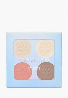 Палетка для лица Make-Up Secret