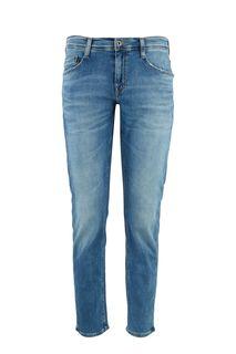 Зауженные джинсы с низкой посадкой Oregon Tapered Mustang