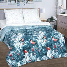 Комплект постельного белья Артпостель Хрустальный лес евро 909