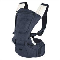 Переноска-трансформер Chicco Hip Seat Carrier расцветка Denim
