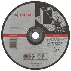 Диск обдирочный Bosch INOX 230Х6 мм 2608600541