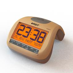 Настольные часы-будильник RST Snail 118