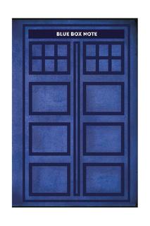 Блокнот Blue Box Note Издательство Эксмо