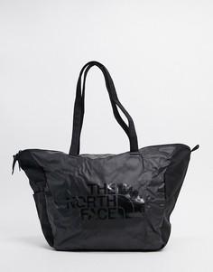 Черная сумка-тоут The North Face Stratoliner-Черный