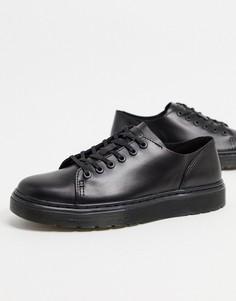 Черные кроссовкиDr Martens-Черный