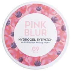 Berrisom Гидрогелевые патчи для кожи вокруг глаз Pink Blur Hydrogel Eyepatch 100 г (120 шт.) G9 Skin
