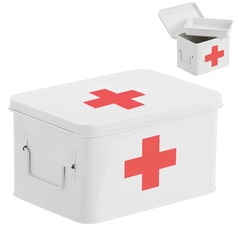 Контейнер для лекарств Dcasa 287714