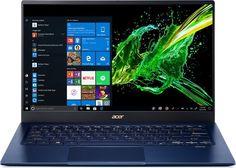 Ноутбук Acer Swift SF514-54T-740Y Blue