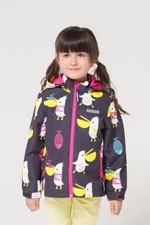 Куртка Crockid ВК 32061/н/4 ГР цв.серый р.116