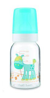 Бутылочка Canpol Cheerful animals трит., сил. соска, 120 мл, 3+, арт. 11/851prz, лошадка