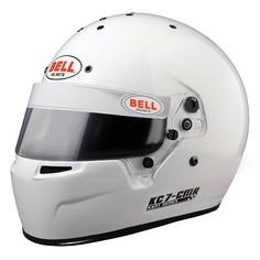 Шлем для картинга KC7-CMR (CIK, CMR2016), белый, р-р 59 BELL 1311008
