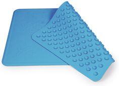 Коврик для ванны нескользящий Canpol 34x55 см арт. 9/051 цвет голубой