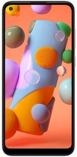 Смартфон Samsung Galaxy A11 32GB White (SM-A115F/DSN)