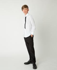 Черные брюки Gulliver 220GSBC6307, размер 134