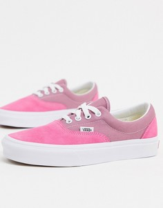 Розовыекеды Vans UA Era-Розовый