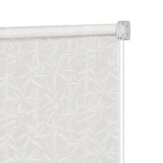 Рулонная штора Decofest Бамбук Молочный 140x175