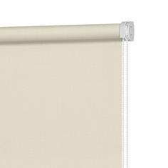 Рулонная штора Decofest Селия Молочный 60x160