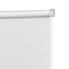 Рулонная штора Decofest Эко Белый 90x160