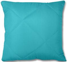 Плед подушка Ol-tex цвет морская волна