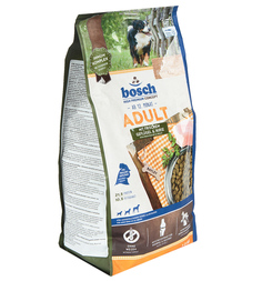 Сухой корм Bosch, птица/просо, 1 кг