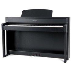 Цифровое пианино GEWA UP 380 G wooden keyboard black matt