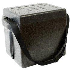 Royal Box Изотермический контейнер IceTime черный 23 л