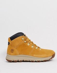 Походные ботинки Timberland-Светло-коричневый