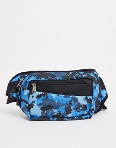 Синяя сумка-кошелек на пояс The North Face Bozer II-Синий