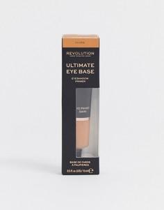 """Основа под тени для век Revolution """"Ultimate Eye Base"""" - Темный цвет-Бесцветный"""