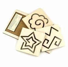 Межполушарная доска Звезда 134106 Woodland Сибирский сувенир