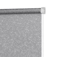 Рулонная штора Decofest Айзен Серовато-лиловый 100x160