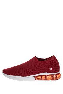 Кроссовки женские DKNY K4961102 красные 8.5 US