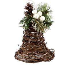 Декоративное украшение Подарки и сувениры Снежный лес 1 шт 18 см