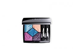 Пятицветные тени для век Лимитированная коллекция Dior