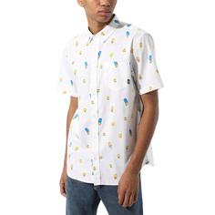 Рубашка Vans X The Simpsons Houser