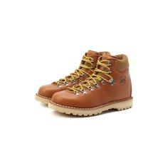 Кожаные ботинки Diemme