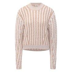 Шерстяной пуловер Chloé