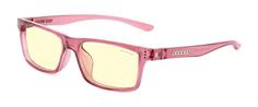 Детские очки для компьютера Gunnar Cruz Kids Large Amber Natural CRU-10101 (8-12 лет) Pink