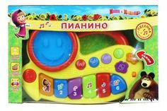 """Пианино """"играем вместе"""" bb325-r2"""