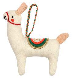 Елочное украшение Meri Meri 164476 Лама