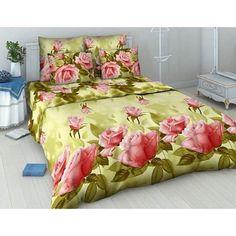 Комплект постельного белья Василиса Базовая коллекция двуспальный