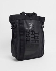 Черная сумка-тоут The North Face Base Camp-Черный