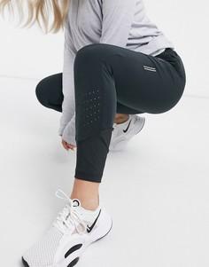 Черныеджоггеры Nike Running-Черный
