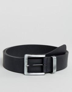 Кожаный ремень Esprit-Черный