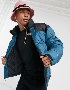 Синяя куртка The North Face-Синий