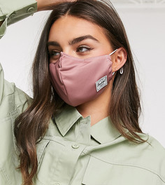 Эксклюзивная розовая маска для лица Herschel-Розовый