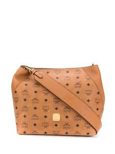 MCM сумка-тоут Klara с принтом Visetos